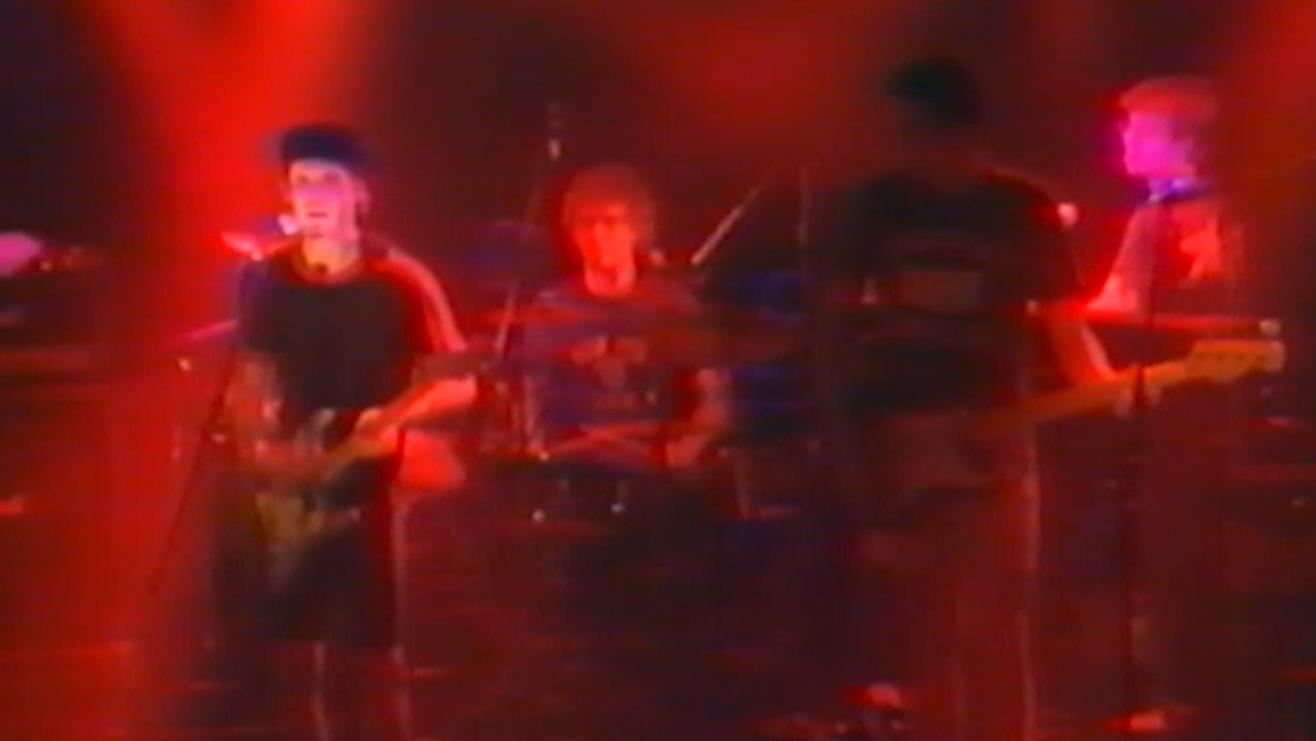 Concert au Japon en 1995 - SINCLAIR